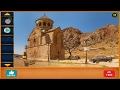 Escape Game Ancient Church walkthrough FEG.