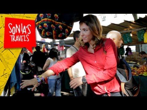 Travel Paris: African Market
