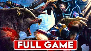 WEREWOLF THE APOCALYPSE EARTHBLOOD Gameplay Walkthrough Part 1 FULL GAME [60FPS PC] - No Commentary