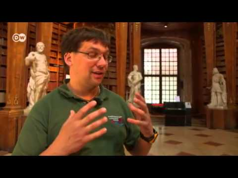 Tour Guides Christopher Timmerman in Vienna | Euromaxx - Europe 28