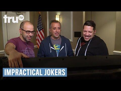 Download Impractical Jokers - A Finger Lickin' Good Disguise | truTV