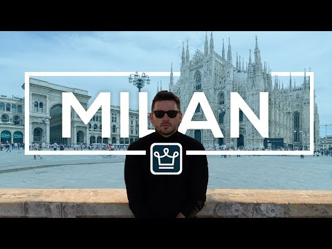 MILAN, Italy (Travel Guide by Alux.com)