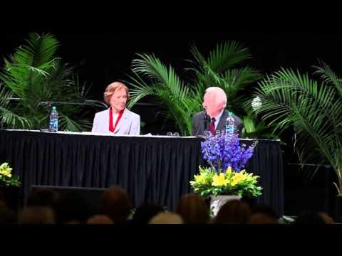 Former President Carter on LGBT Rights: Jesus didn't discriminate