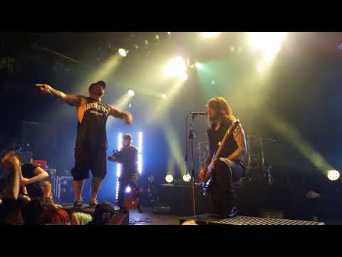 Any Given Day - Diamonds (Cover) Live 2017 Bochum Zeche