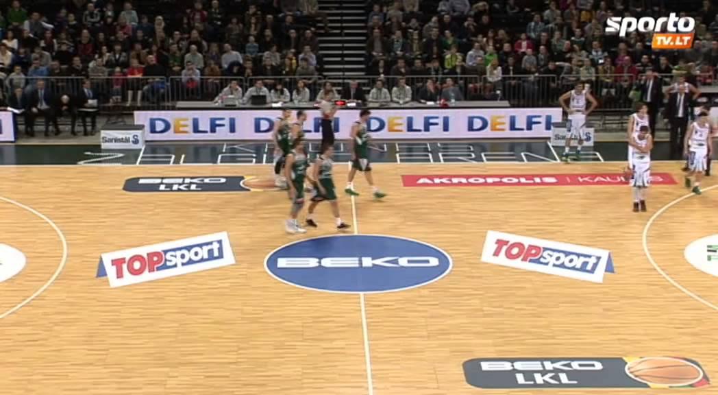 "SportoTV.lt: LKL ""Žalgiris"