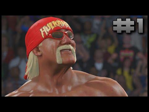 WWE 2K15 | Universe Mode - 'SERIES OPENER!'  | #1