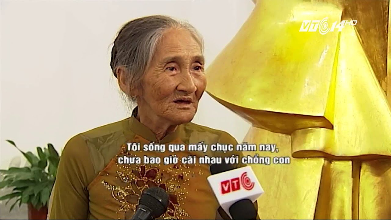"""(VTC14)_""""Bà cụ đẹp nhất thế giới"""" Người Việt"""