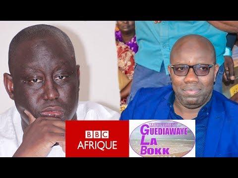 Affaire BBC: «Aliou Sall Mogui Yakhe  Déroul Wa Guediawaye »dixit Le Mouvement De Ahmed Aidara