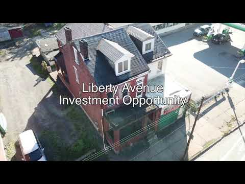 4012-4014 Liberty Ave, Pittsburgh, PA & back lots