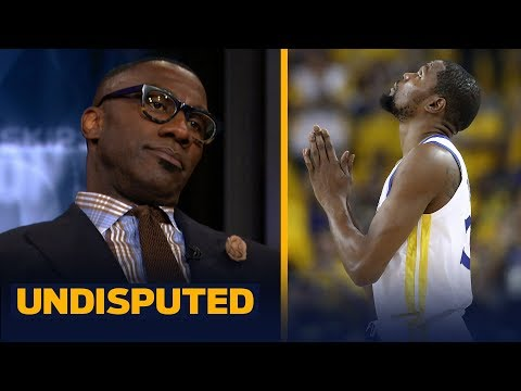 Can Kevin Durant pass LeBron on the all-time great list? Skip and Shannon discuss   NBA   UNDISPUTED