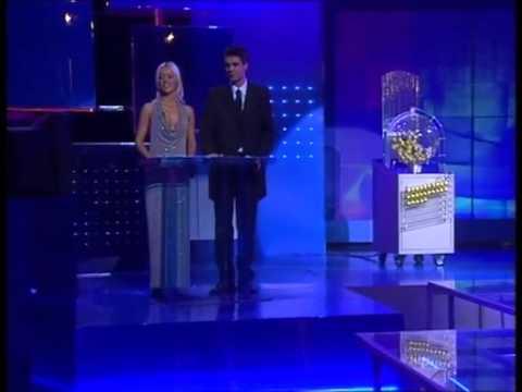 Prvo izvlačenje TV tombole Bingo