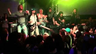 MULTIPASS & CENTRALIA — Чай Сахар (ХЛЕБ live cover)