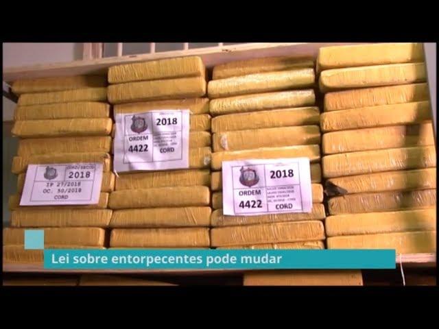 Anteprojeto sobre uso de drogas divide opinião de deputados - 11/03/19