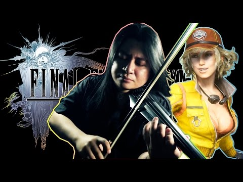 Final Fantasy XV - Veiled in Black (Imperial/Magitek Battle Theme) [Metal Violin Cover/Remix]    SPG