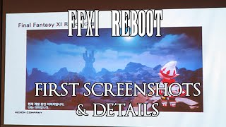 Final Fantasy XI Reboot First Screenshots/Details