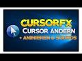 CURSORFX - CURSOR / MAUSZEIGER ändern & animieren   ImMine_ [DEUTSCH]