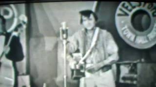 "JOHNNY CASH -Elvis Presley Impersonation / ""I Got Stripes"" Town Hall Party"