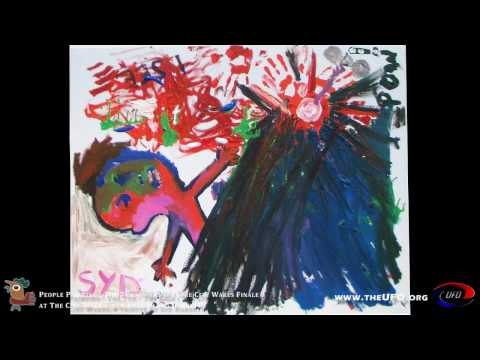 Syd Barrett - People Painting - The 7th - City Wakes 2008