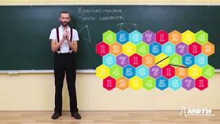 Математика для всех. Алексей Савватеев. Лекция 5.8. Хроматическое число плоскости