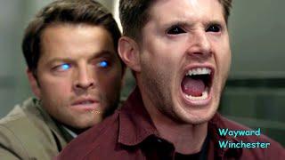 Castiel VS Dean   'Goodbye Dean' Castiel Death - Supernatural Explored