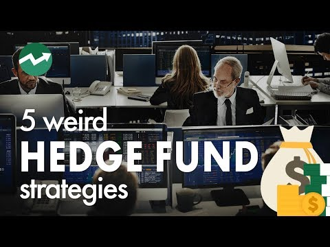 5 Weird and Awesome Hedge Fund Strategies