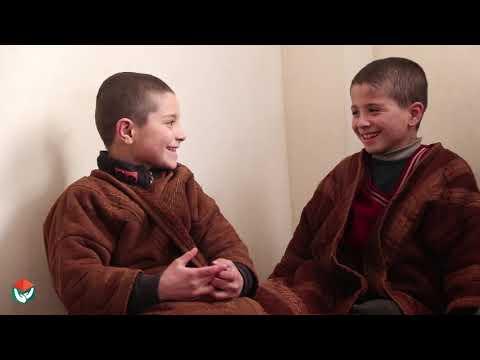 العم ابو محمد احد المستفيدين من مشروع السكن البديل يروي لنا قصته