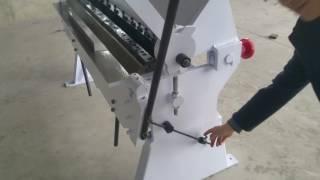 Manual Box Pan & Brake , Manual Folding Bending Machine