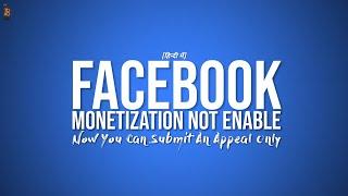 [हिन्दी] Facebook Monetization Appeal Process