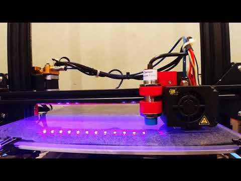 My Fastest HICTOP Creality CR-10 Print Speed
