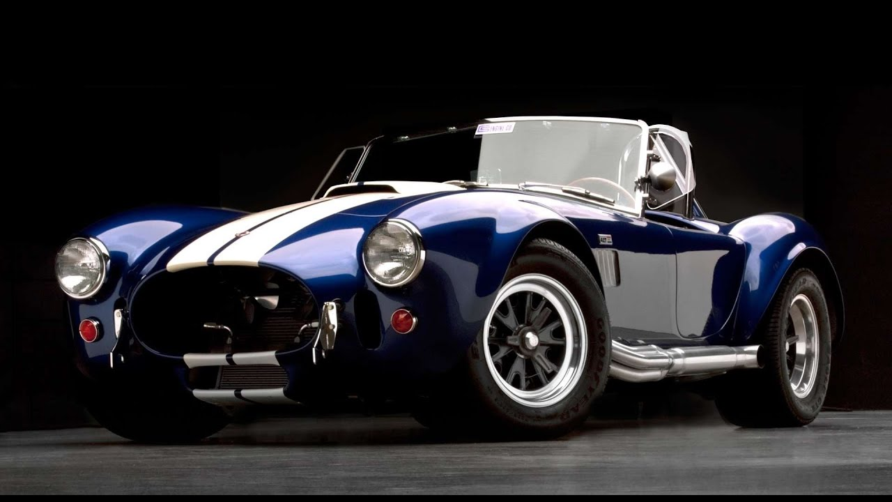 Top classic cars all time - YouTube
