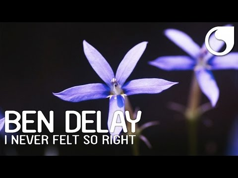 Ben Delay - I Never Felt So Right (Official Lyric Video)