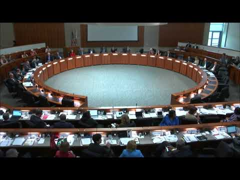 Committee on Finance - Sept 19, 2017