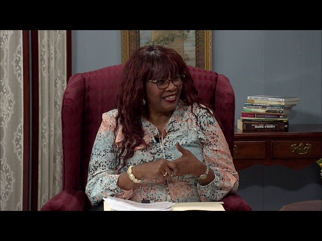 The Just Call Me Sarah Talk Show #093 - He Orders Our Steps