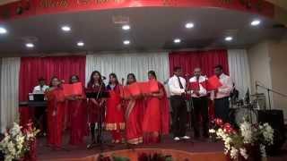Download Houston Tamil Church - Pani Vizhum Raavinil MP3 song and Music Video