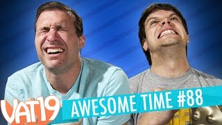 In all honesty, this episode of Awesome Time is probably one of the most entertaining we've ever made. Jamie suffers — a lot. Please enjoy! Welcome to ...