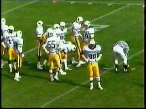 Univ of Wyoming vs Univ of New Mexico Football 11/7/1987