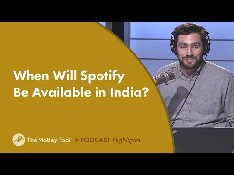 When Will Spotify Be Available in India? Mp3