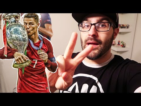 REACTING TO CRISTIANO RONALDO LEAVING REAL MADRID