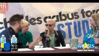 Neon Trees Interview - STAR 102.5