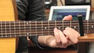 ROTW - E10 - Trains (Porcupine Tree) Intro/Verse Guitar Lesson