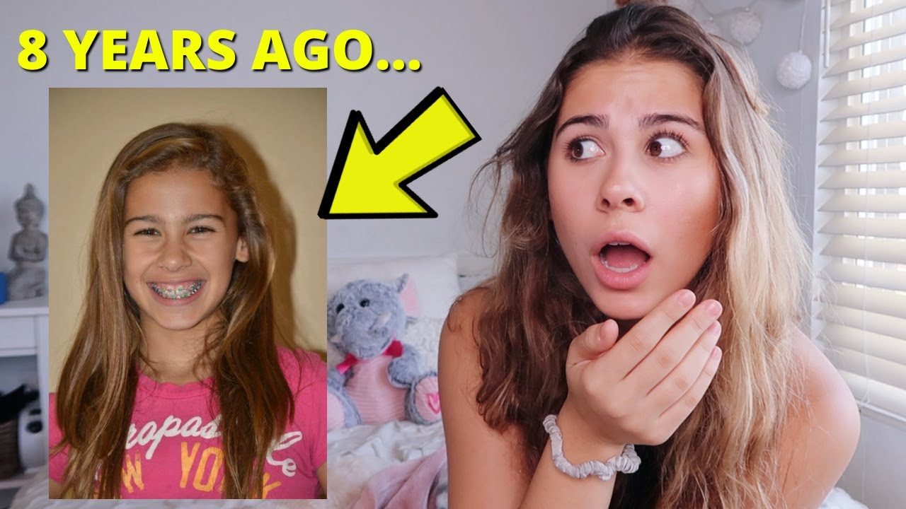 Reacting To My CRINGE  Instagram Pictures..