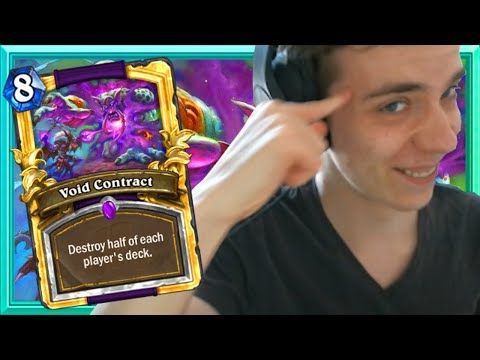 Tired Of Combo Decks? Just Play Void Contract (And Hope For The Best)