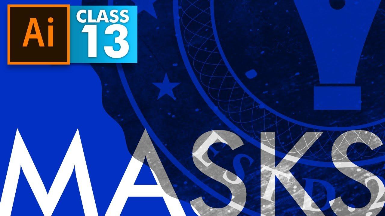 Download Adobe Illustrator - Types of Masks - Class 13 - Urdu / Hindi