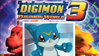 Guide: How to get Veemon in Digimon World 3