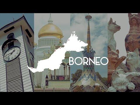 BORNEO // Sabah (Kota Kinabalu), Brunei & Sarawak (Miri, Kuching)