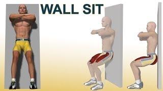 видео Какие мышцы работают при приседании?