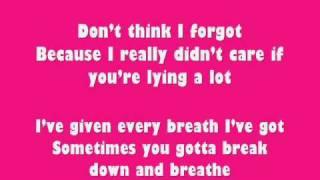 keri hilson promise in the dark lyrics