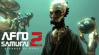 Afro Samurai 2: The Revenge of Kuma - Volume 1 Launch Trailer