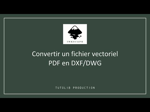 Dxf autocad vector conversion in inkscape doovi - Convertir fichier pdf en open office ...
