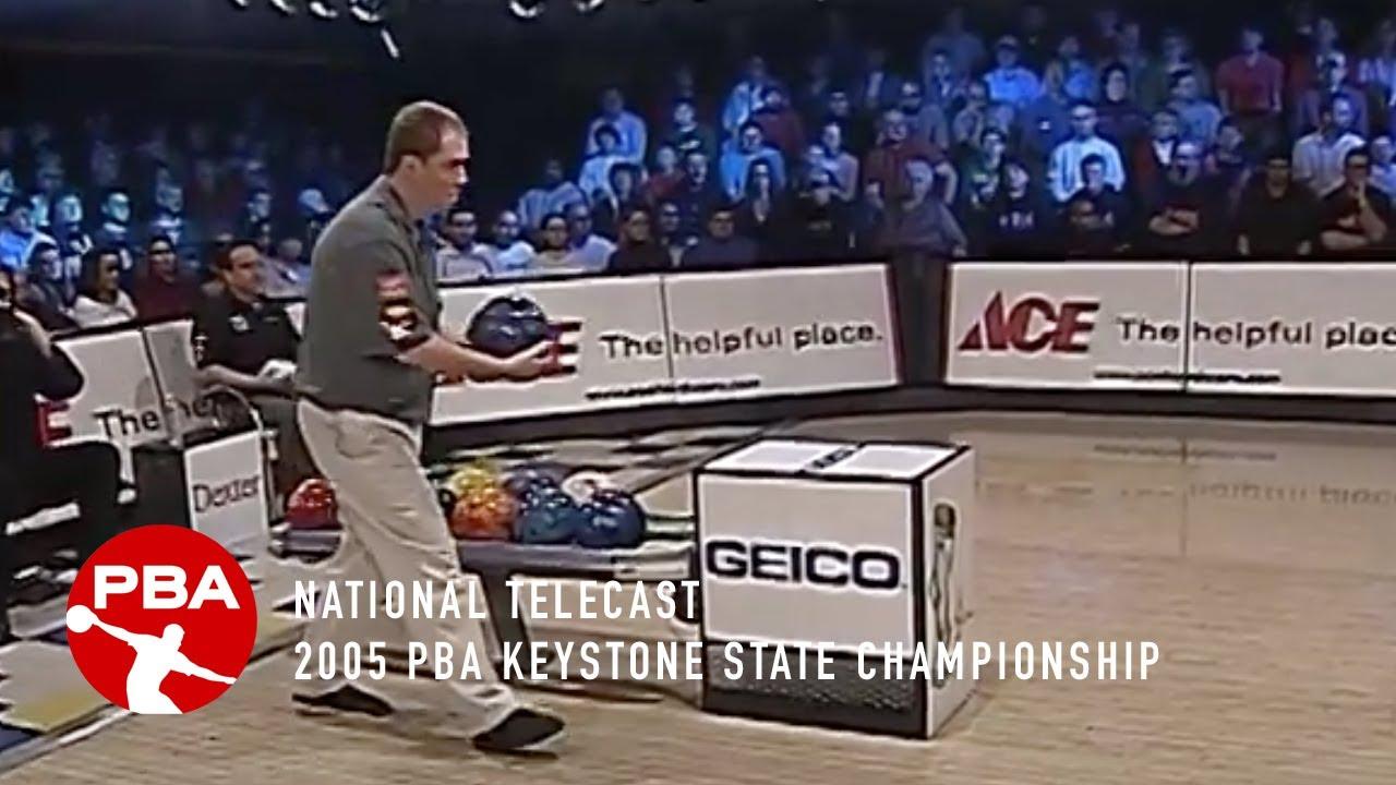 TBT: 2005 PBA Keystone State Championship Finals